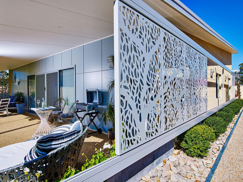Vivid Living offers unique passive design